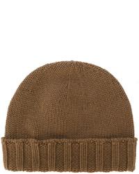 braune Mütze von Drumohr