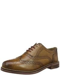 braune Oxford Schuhe von Ben Sherman