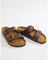 braune Sandalen von Birkenstock