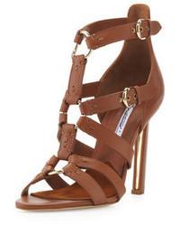 Braune sandaletten original 1637133
