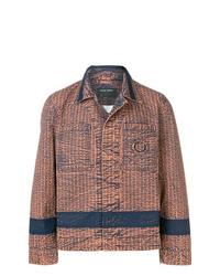 braune Shirtjacke von Craig Green