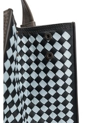 braune Shopper Tasche aus Leder von Bottega Veneta