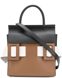 braune Shopper Tasche von Marni