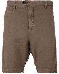 braune Shorts