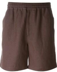braune Shorts von MSGM