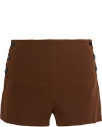 braune Shorts von See by Chloe
