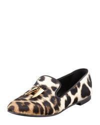 Braune slipper original 1582053