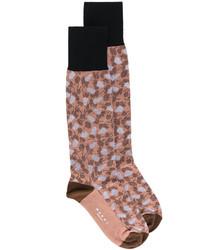 braune Socken von Marni