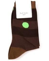 braune Socken von Paul Smith