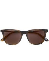 braune Sonnenbrille von Bottega Veneta