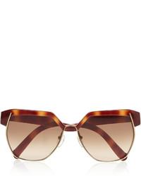 braune Sonnenbrille von Chloé