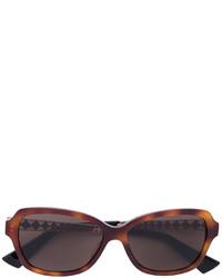 braune Sonnenbrille von Christian Dior