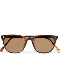 braune Sonnenbrille von Cubitts