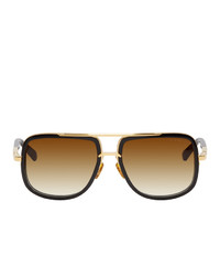 braune Sonnenbrille von Dita