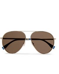 braune Sonnenbrille von Fendi