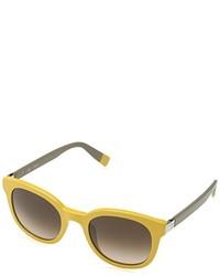 braune Sonnenbrille von Furla