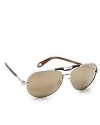 braune Sonnenbrille von Givenchy