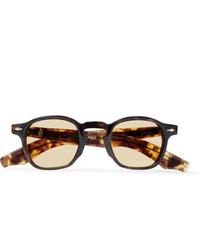braune Sonnenbrille von Jacques Marie Mage