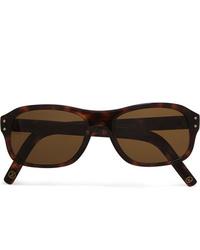 braune Sonnenbrille von Kingsman