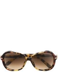 braune Sonnenbrille von Marc Jacobs