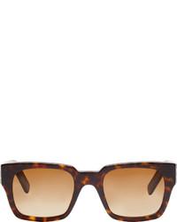 braune Sonnenbrille von Marni