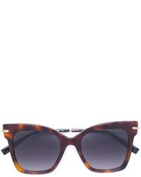 braune Sonnenbrille von Max Mara