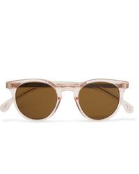 braune Sonnenbrille von Paul Smith