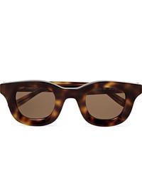 braune Sonnenbrille von Rhude