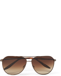 braune Sonnenbrille