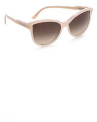 braune Sonnenbrille von Stella McCartney