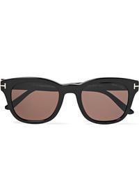 braune Sonnenbrille von Tom Ford
