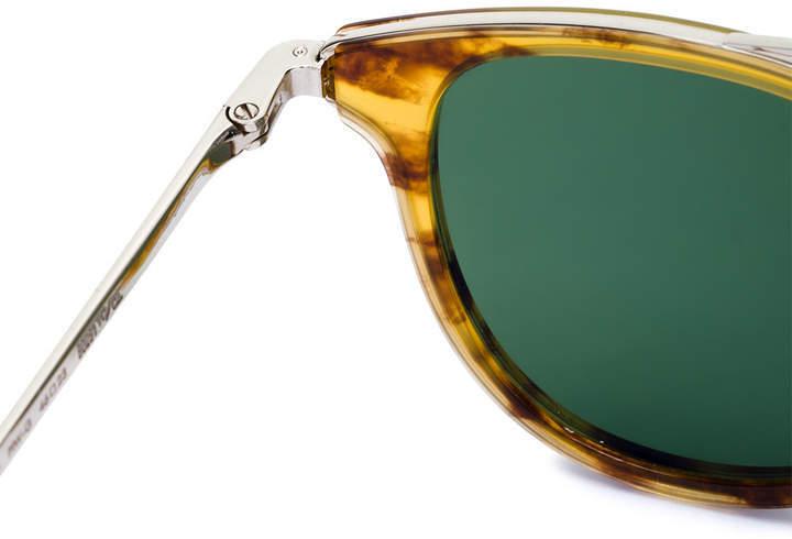Leight€410Lookastic Braune Sonnenbrille Braune Von Garrett 8n0wvmON