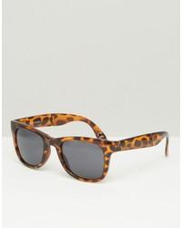 braune Sonnenbrille von Vans