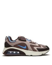 braune Sportschuhe von Nike