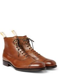 Braune stiefel original 496332