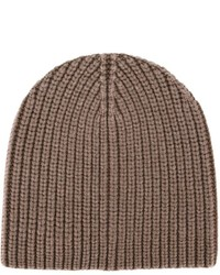 braune Strick Mütze von Eleventy