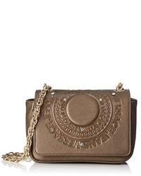 braune Taschen von Versace