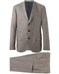 brauner Anzug von Brunello Cucinelli