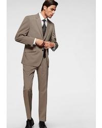brauner Anzug von CLASS INTERNATIONAL