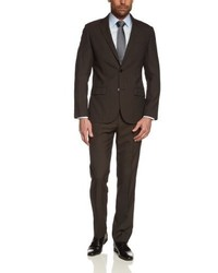brauner Anzug von ESPRIT Collection