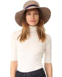 brauner Hut von Eugenia Kim