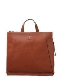 brauner Leder Rucksack von Fiorelli