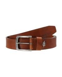 brauner Ledergürtel von Lloyd Men's Belts