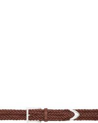 Brauner Ledergürtel von Rag & Bone