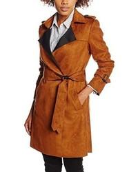 brauner Mantel von Derhy