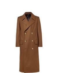brauner Mantel von Dunhill