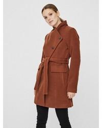 brauner Mantel von Vero Moda
