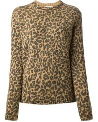 Pullover mit rundhalsausschnitt medium 123199
