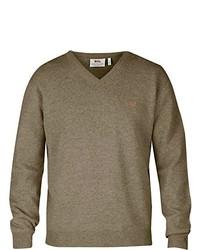 brauner Pullover von Fjallraven