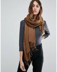 brauner Schal von Vero Moda